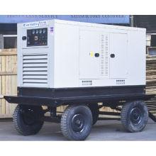 Generador diesel diesel de 30kva a 150kva con motor Deutz, Lovol