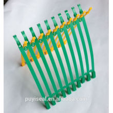 PY-8208 cerradura de sellado de plástico