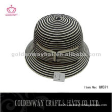 Sombreros trenzados