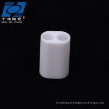 céramique blanche d'alumine pour capteur