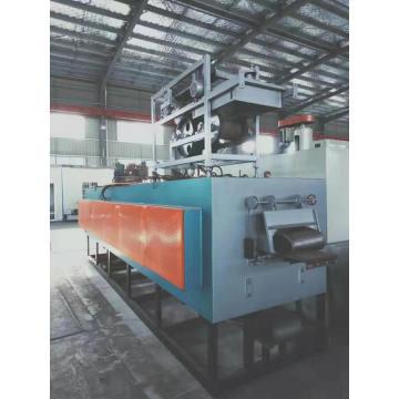RCW Mesh belt muffle resistance furnace