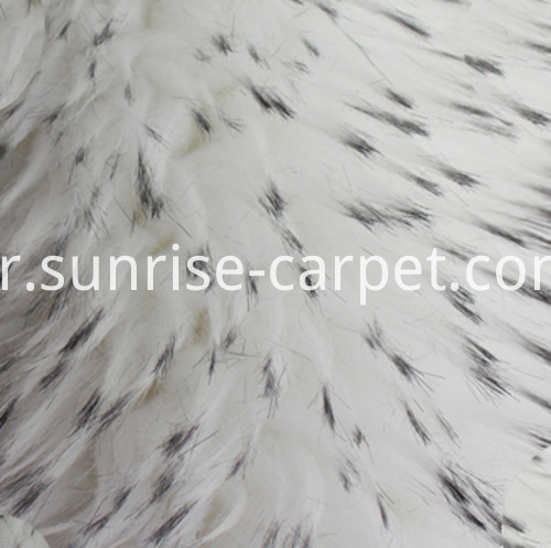 imitation fur shaggy rug