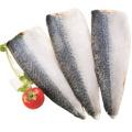 Вакуумный пакет из филе тихоокеанского филе замороженной скумбрии