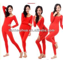 2013 hot sale lady thermal underwear