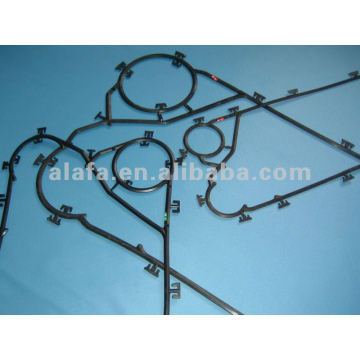 APV SR2 related epdm plate heat exchanger gasket and plate