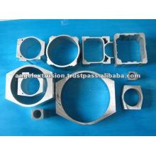 Sección de aluminio para tubería