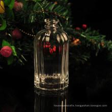 7.5oz Vertical Flute Glass Perfume Bottle