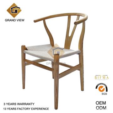 Chaise en Y bois Wegner meubles classiques (GV-CH24)