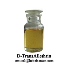 Insecticide Ingrédients actifs D-Trans Allethrin