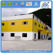 Overseas popular fast to build prefab awning