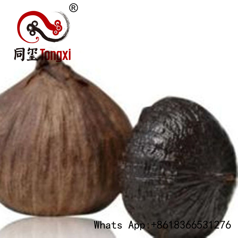 solo black garlic garlic