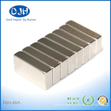 Very Strong Permanent NdFeB Magnets for Magnetic Fuel Saver