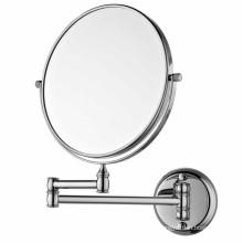 Espejo de afeitar de lujo con lupa de baño lateral doble para hotel
