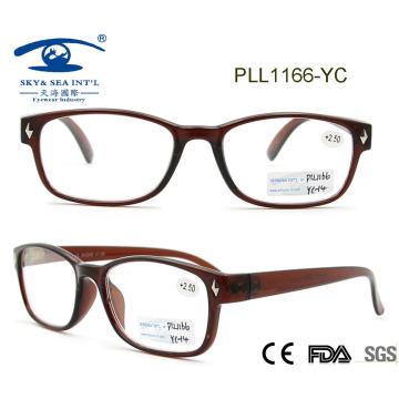 Популярные 2015 Новые пластиковые оптические рамки (PL1166)