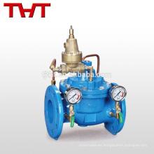 Válvula de derivación diferencial de presión