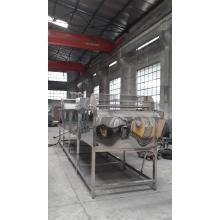 Stainless steel rinse garlic peeling machine