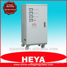 Vertical Type Three Phase AC Voltage Stabilizer(AVR)
