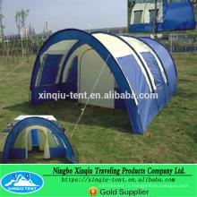 Туннель открытый семейный кемпинг палатка