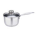 2-layer steamer casserole with 5 step induction bottom