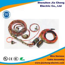 Assemblée électrique de câblage de harnais de câblage d'équipement médical d'usine