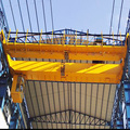 10 tonelada double beam bridge crane