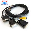 RCA personalizado para conjuntos de cabos D-SUB