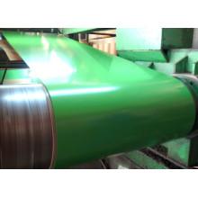 Bobina de aço pré-pintada / Ral 6001, 6005, 6019 PPGI
