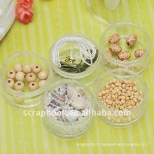 artisanat bricolage ensemble/perles pour bracelet