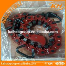 Abraçadeira de segurança para colar de broca API KH