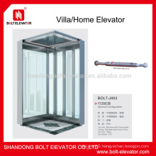 glass home elevator Villa Elevator/Lift with automatic door