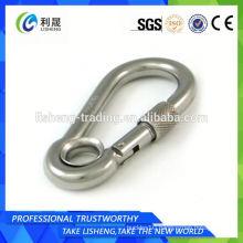 Stainless Steel316 Carabiner Spring Snap Hook
