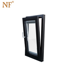 Aluminum alloy tilt and turn windows with American standard
