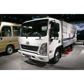 HYUNDRI MIGHTY 129HP 4x2 Road Sweeper Truck