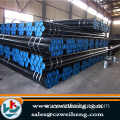 Black Seamless Steel Pipe ASTM A106/ A53