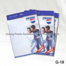 Qingdao Jimo Jinlong OPP Plastic Clothing Packaging Bag, Underwear/ Swimsuit/Mask/Sock Bag
