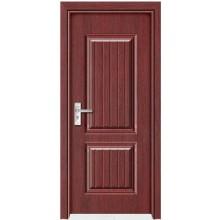 red walnut PVC doors