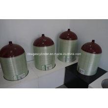 140L ISO 11439 Compressed Natural Gas Cylinder