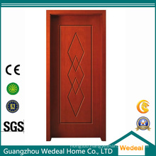 Customize PVC Door with Pine Skeleton and MDF Fill for Projects