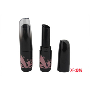 Oblique Gradient Black Makeup Lipstick Container