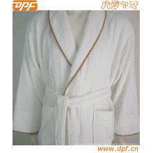 Towelselections Türkischer Baumwoll Bademantel Kimono Kragen Terry Robe Made in China