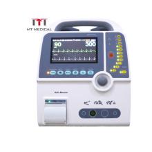 Ambulance Equipments ICU Emergency Portable Aed External biphasic 360 j automated monitor defibrillator