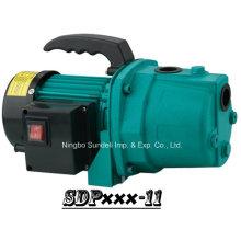 (SDP600-11) Bomba de superfície de jardim de cabeça de ferro fundido para irrigação em casa