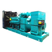 60Hz 13.8kv High Voltage 1500kw Googol Engine Diesel Generator for Sale