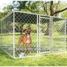 Boîte de panneau de chien