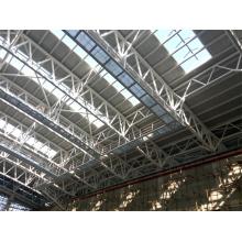 Al-Mg-Mn-Platten-Dach-Stahlkonstruktionsbinder für Turnhalle