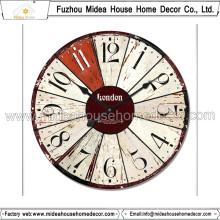 20 Anos China Home Decor Factory Relógio de parede promocional personalizado