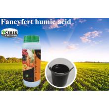 100% Water Soluble Organic Fertilizer Liquid Humic Acid