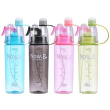 Custom Logo  Reusable Kids Plastic Water Bottle