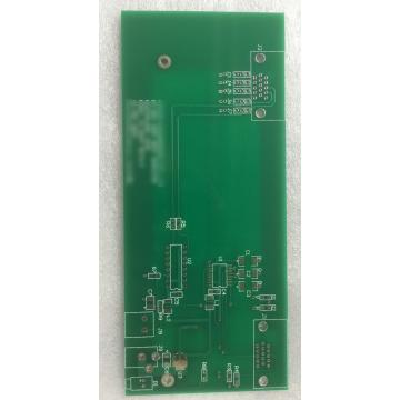 2-lags 1,6 mm grön lödd bluetooth-PCB