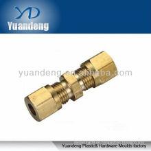 Doppel-Ferrule-Kompressionsverschraubungen / Messing-Kompressionsverschraubungen / Aluminium-Pressfittings